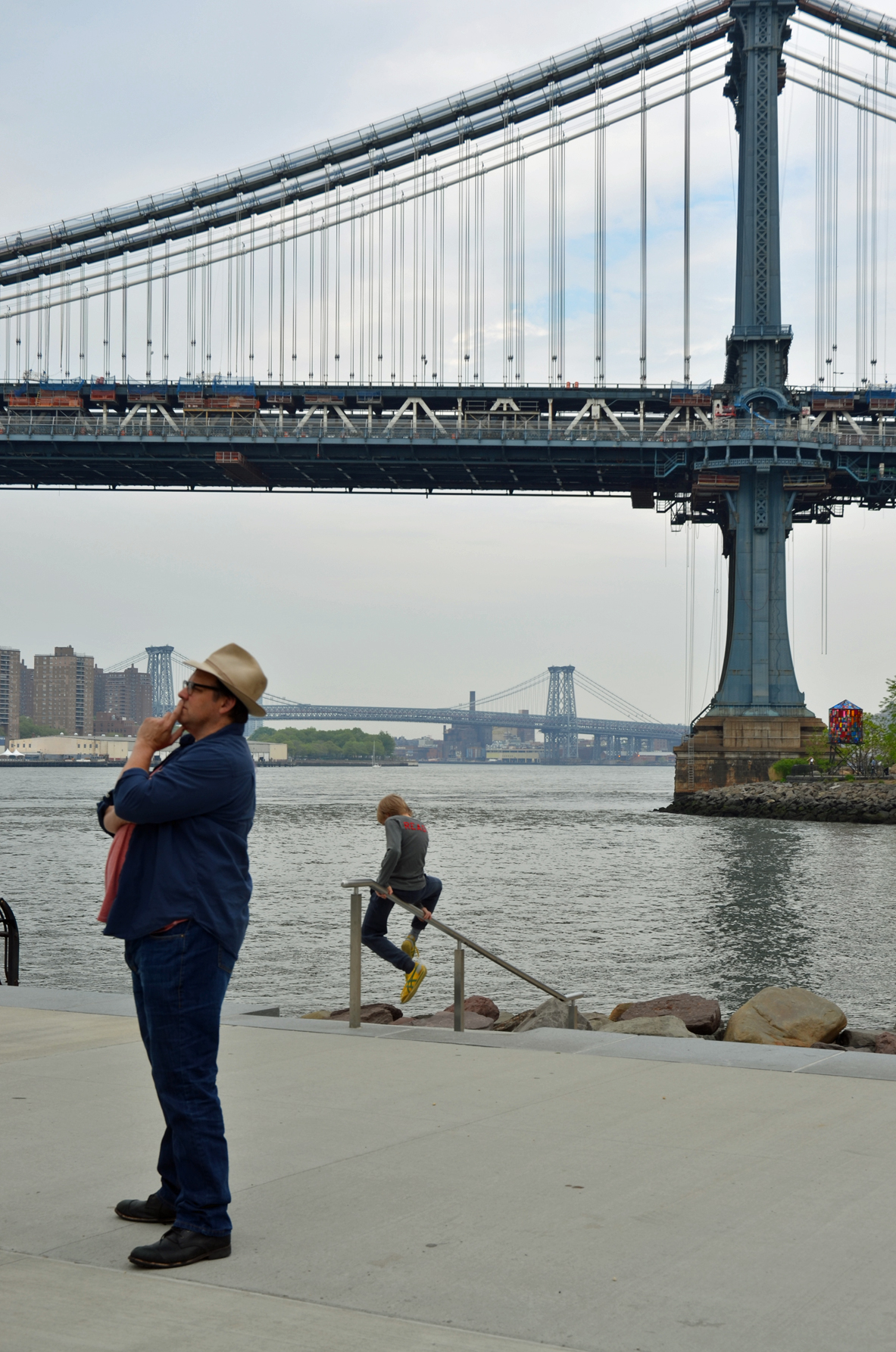"""Bridge 3,"" Lorena Levesque Gregor, 2013"